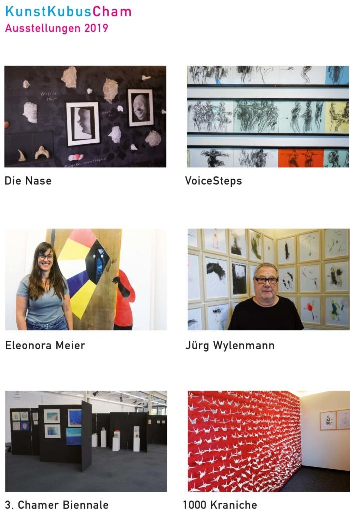 Was war - Ausstellungen 2019